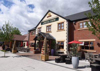 Castleview New Build Pub/Resturant